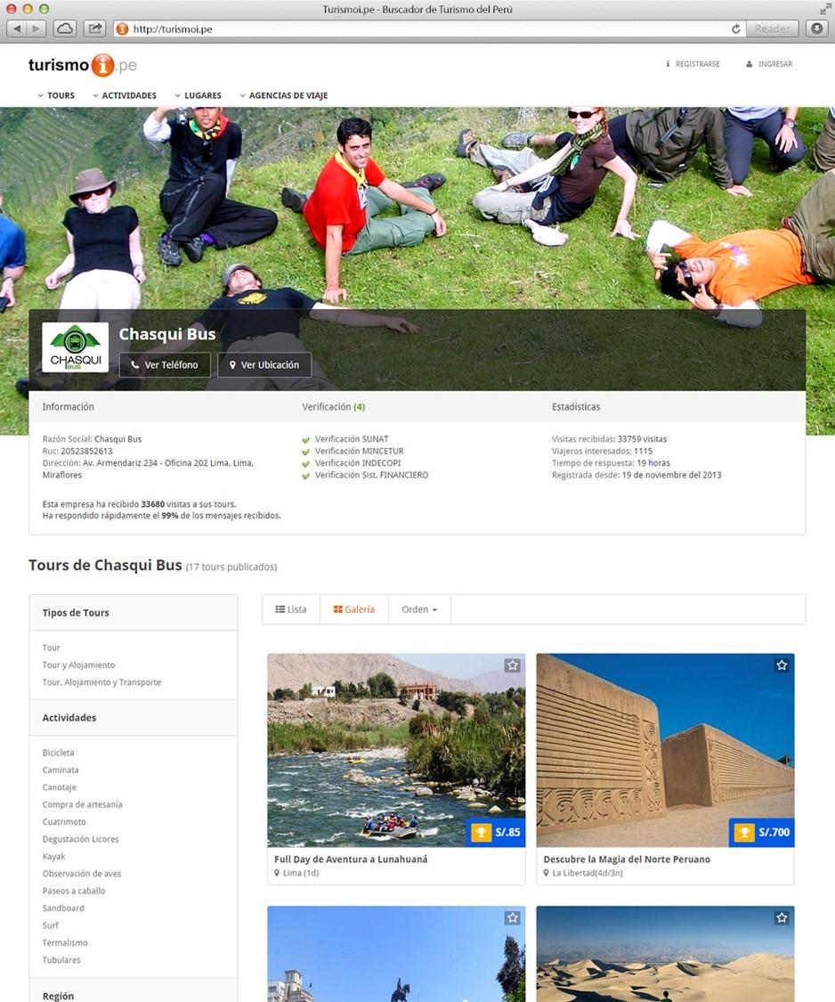 Site Empresarial