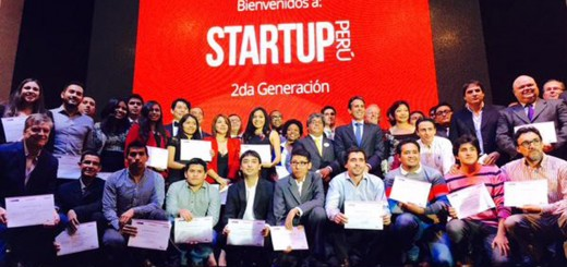 Start Up Perú 2da generación