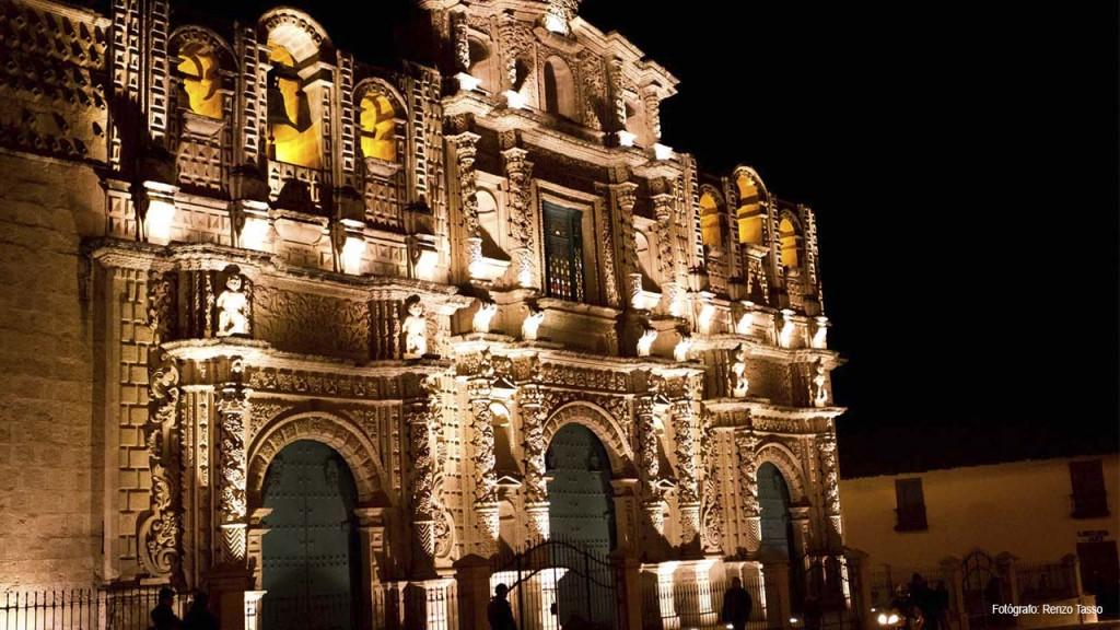 Catedral de Cajamarca - Paquetes a Cajamarca