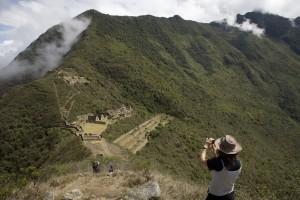 Vista Panorámica de Machu Picchu