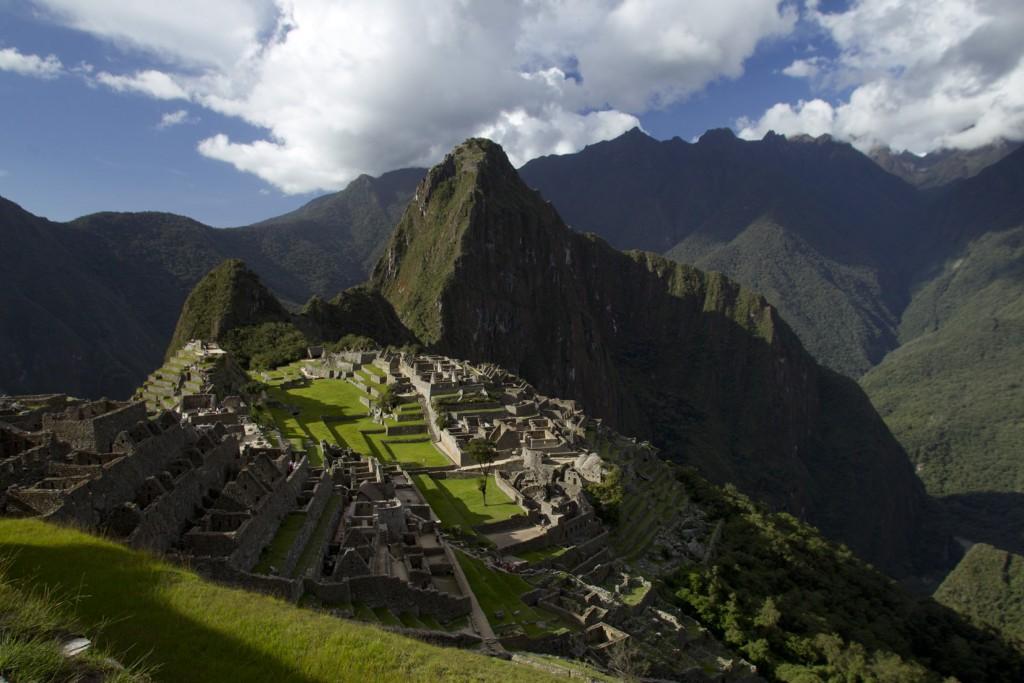 Machu Picchu - Foto -Pilar Olivares