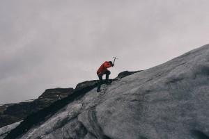 Escalar montaña Peru