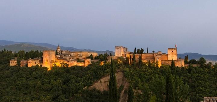La Alhambra, Granada - España