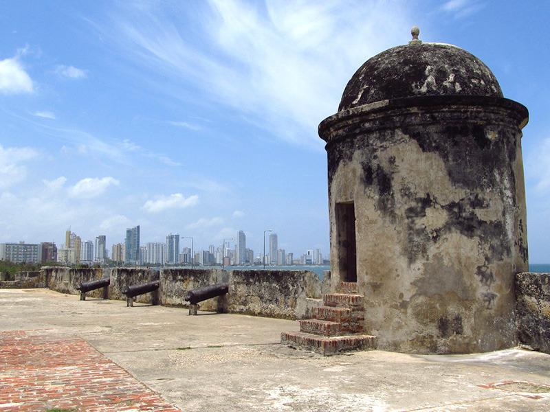 Costa Atlántica colombiana: Cartagena de Indias