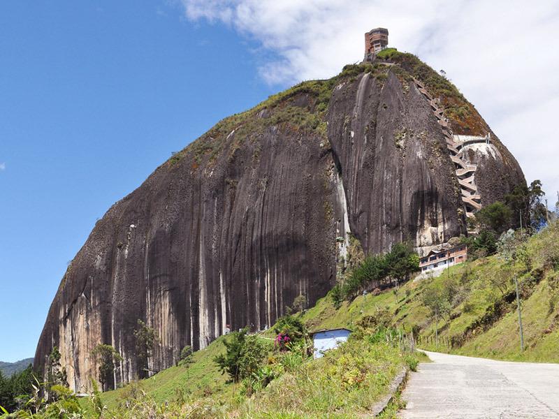Piedra del Peñol, Antioquía