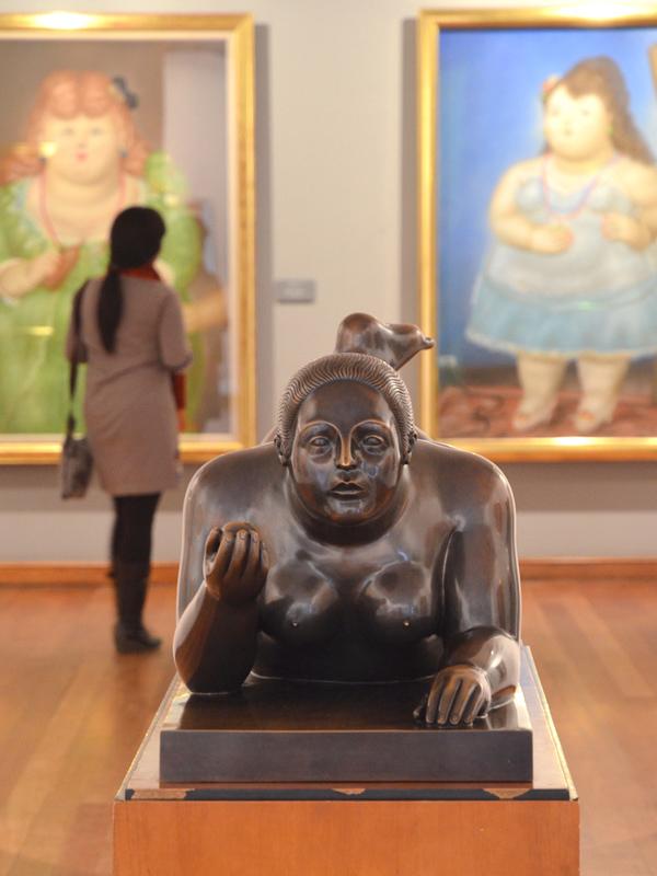 Bogotá: Museo Botero