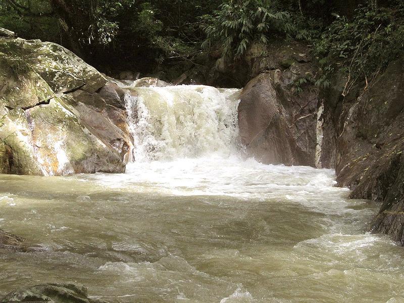 Costa Atántica colombiana: Sierra Nevada de Santa Marta