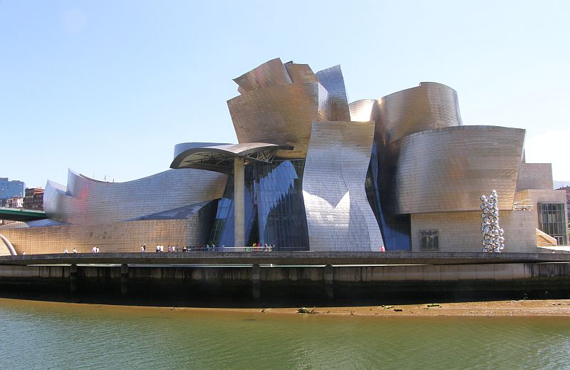 País Vasco: Museo Guggenheim