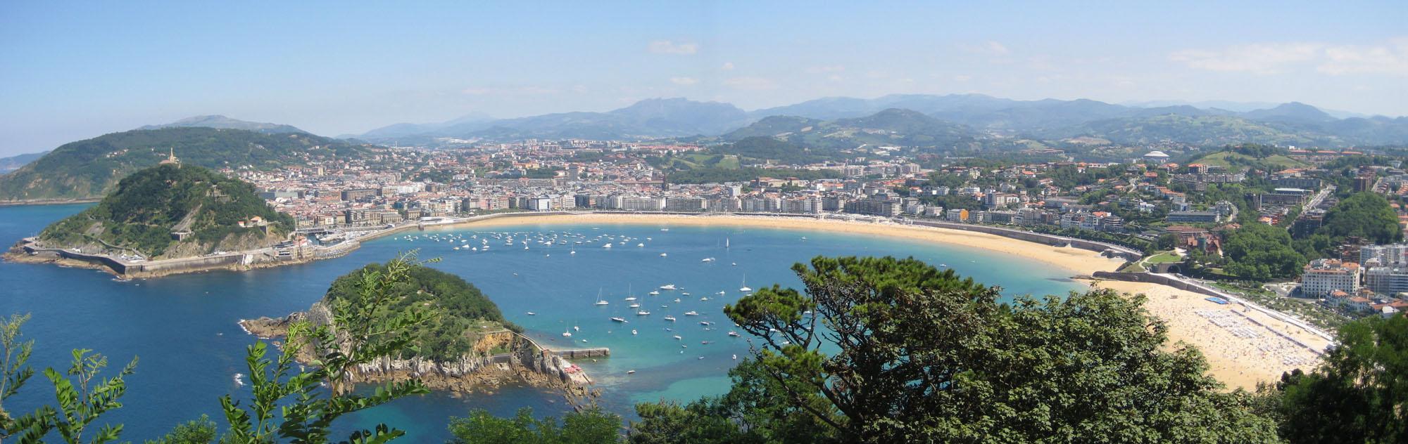 País Vasco: San Sebastián