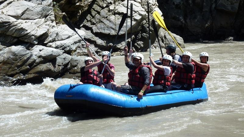 Rafting en Villavicencio