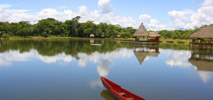 Laguna Los Milagros - Tingo Maria